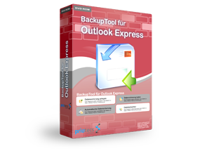 BackupTool für Outlook Express