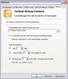 Outlook AddIn: Optionsseite